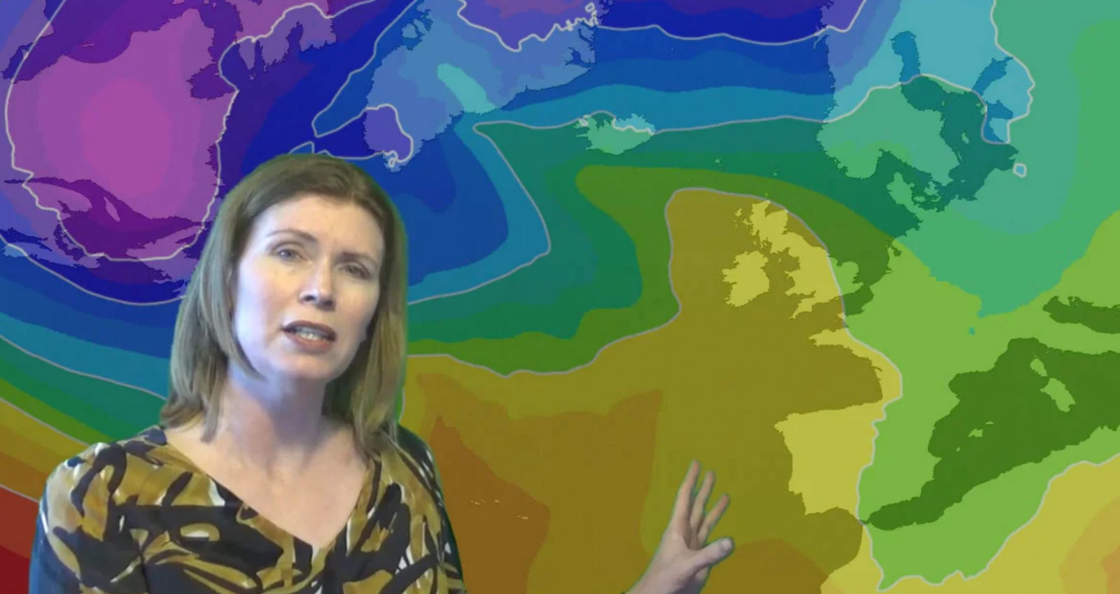 Jo Farrow: More February Warmth On The Way