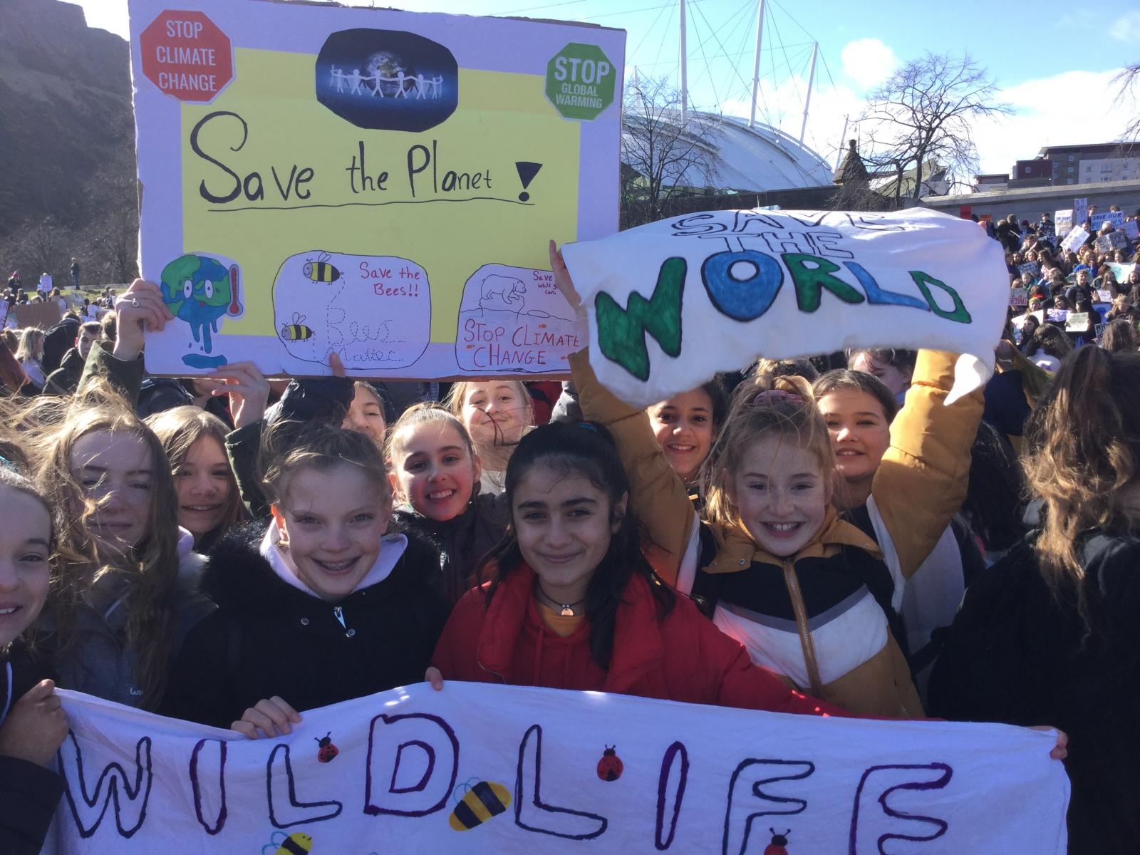 Climate Strikes: Fridays for the future, a call to action from young people around the world