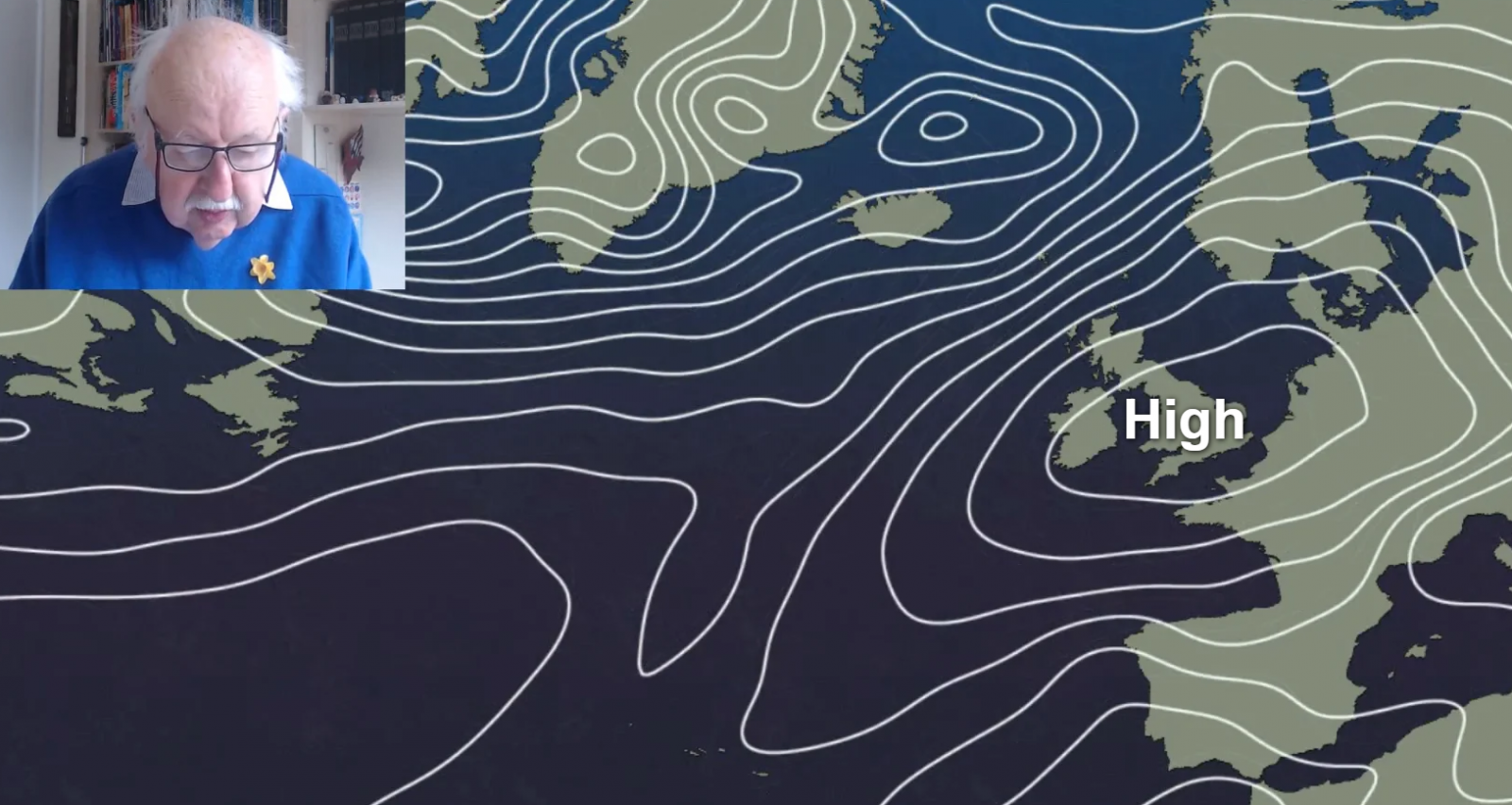 Michael Fish: High Pressure In Control