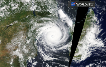 Tropical cyclone Idai devastates parts of Mozambique, Malawi and Zimbabwe.
