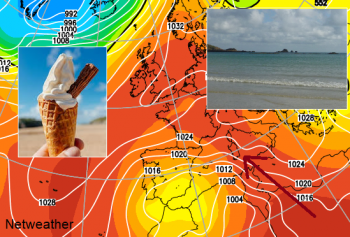 UK Weather: Hotter than ? Warmth on the way for Easter weekend.  What to pack for a Staycation