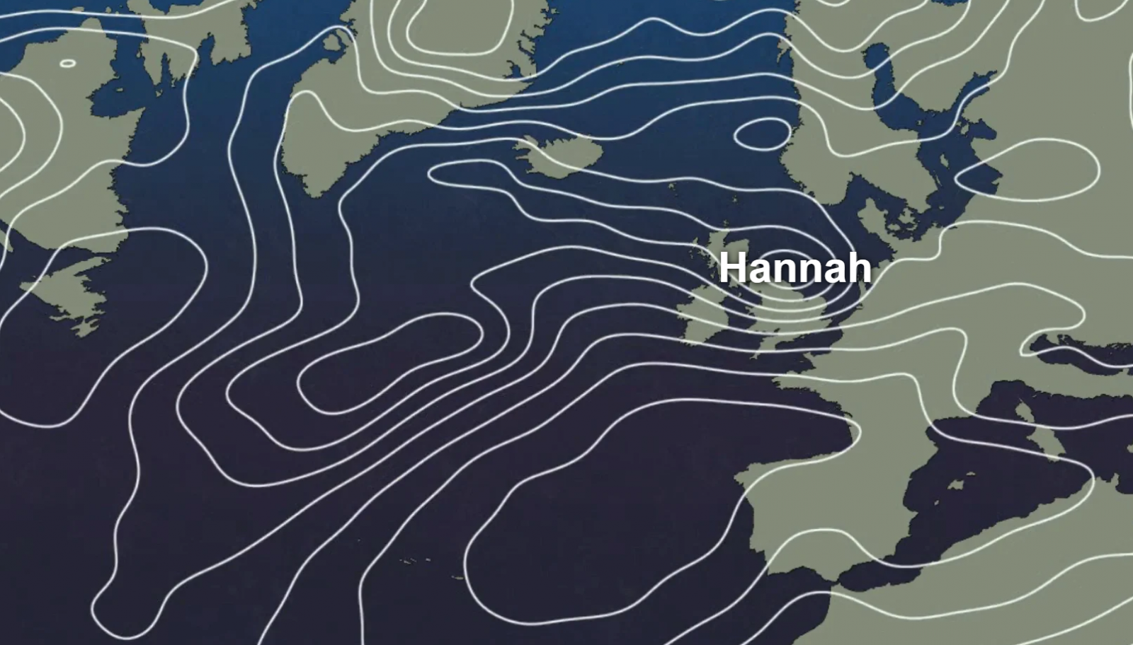 Michael Fish: Hannah first, then mixed but improving for the holiday weekend?