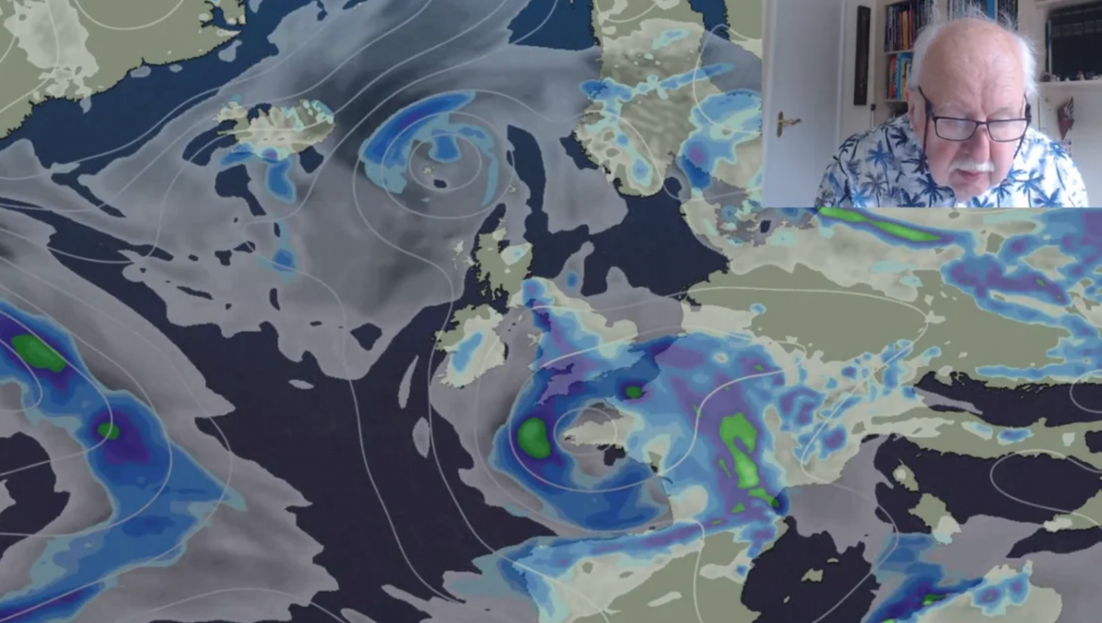 Michael Fish: Weekly Forecast