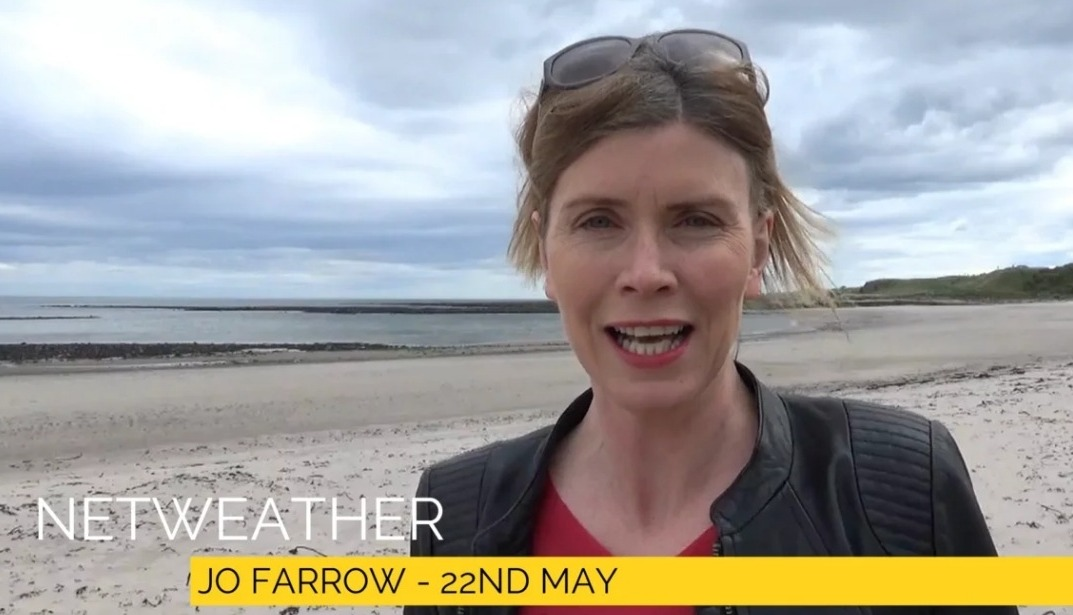 Video: Bank Holiday Weather - No washout but no heatwave either