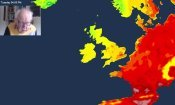 Michael Fish: Warmer but still mixed into next week
