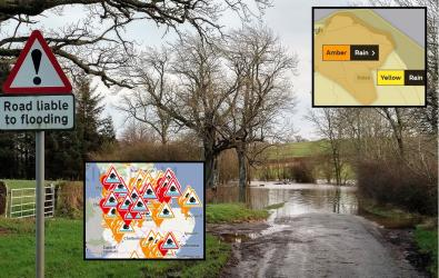 Worried about flooding? Resources and information to stay up to date.