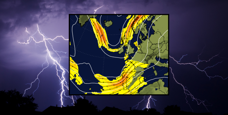 UK Weather: Warm and humid air brings thunderstorm risk. Flood warnings continue