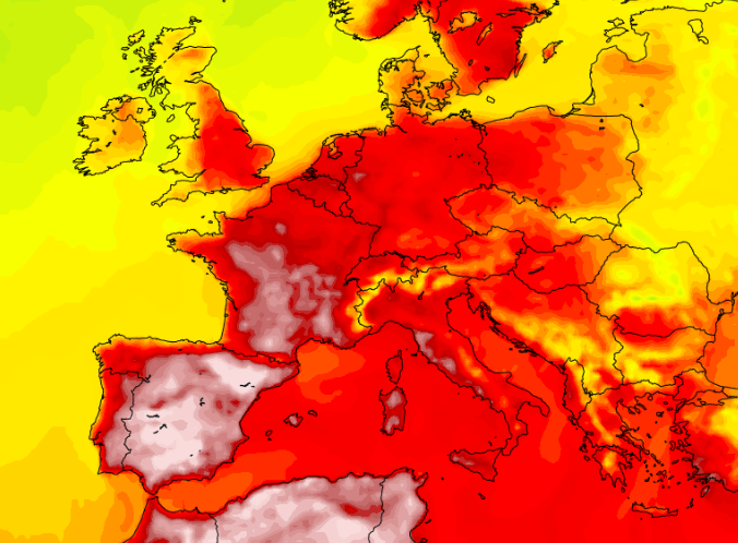 A look back at June 2019's heat and rain. UK flooding and European temperature records broken