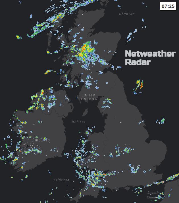 UK radar