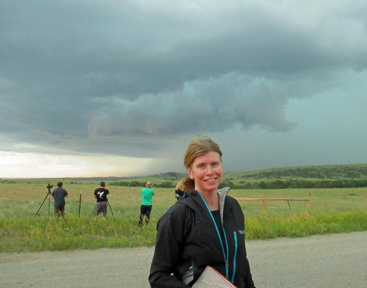 Storm chasing in the USA and Canada - my first experience as a storm chaser