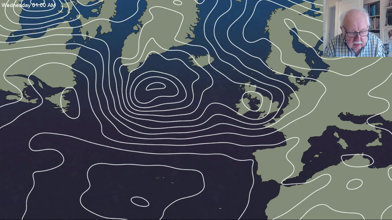 Michael Fish: Autumn proper on the way