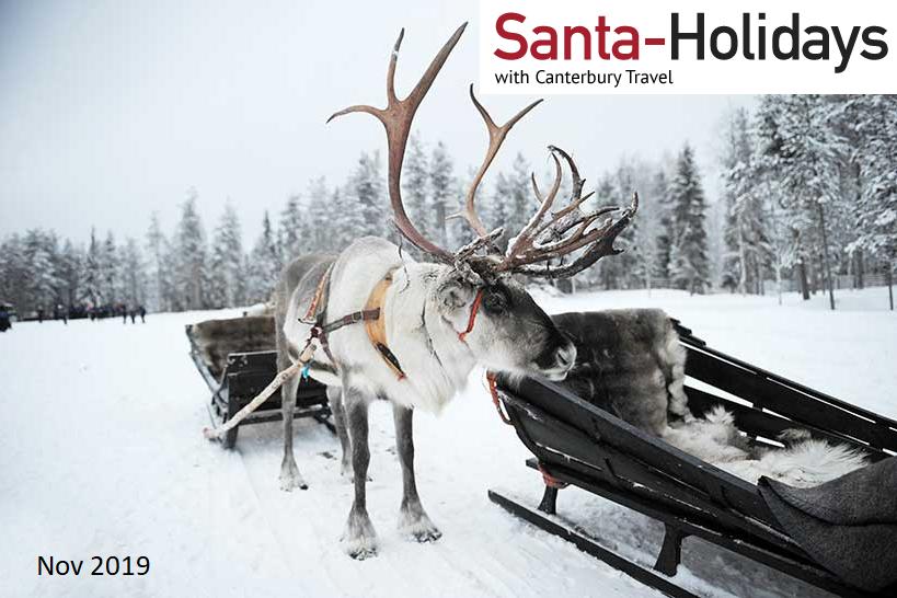 Lapland Snow 2019 Santa Holidays