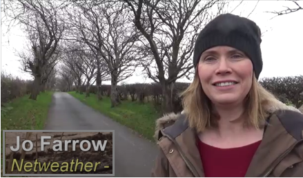 VIDEO: First week of December, winter contrasts.