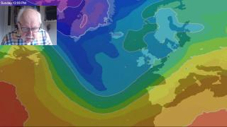 Michael Fish's Weekly Forecast - 13th December