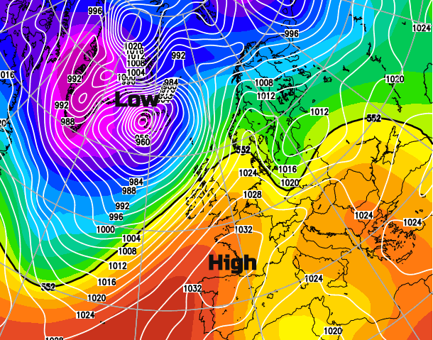 UK weather weather: Strong winds for Rugby Union as more rain heads in