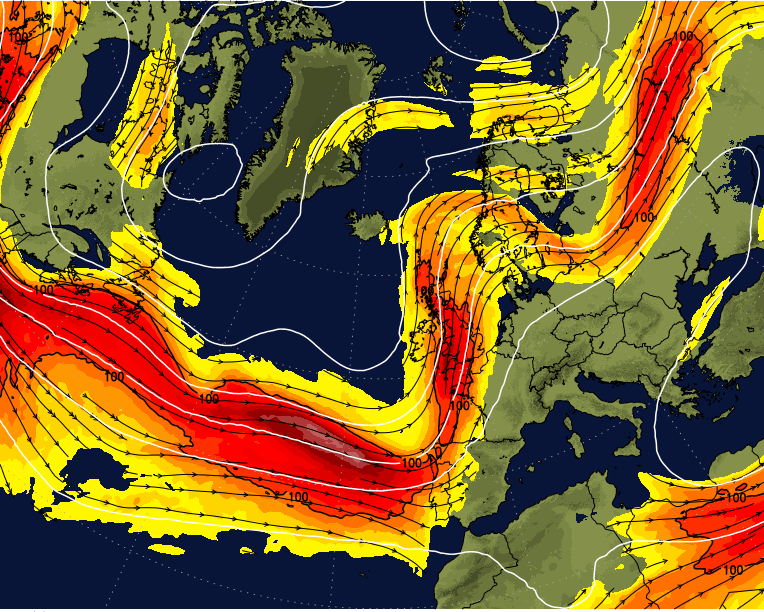 More gusts and downpours this week but weekend high pressure means a change is in sight