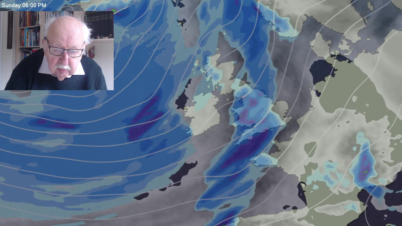 Michael Fish: Still no sign of winter proper as wind and rain make a comeback