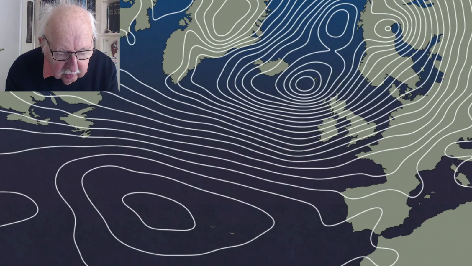 Michael Fish: Storm Dennis Rattling In To Bring Wind, Rain and Flooding This Weekend
