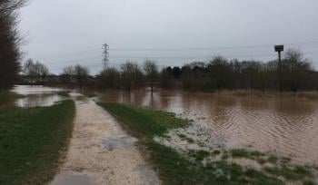 After Storm Dennis - warnings for Snow and Ice, unwelcome rain for flood hit areas