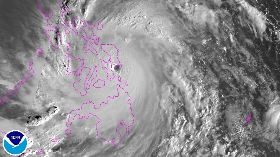 Typhoon Haiyan Yolanda