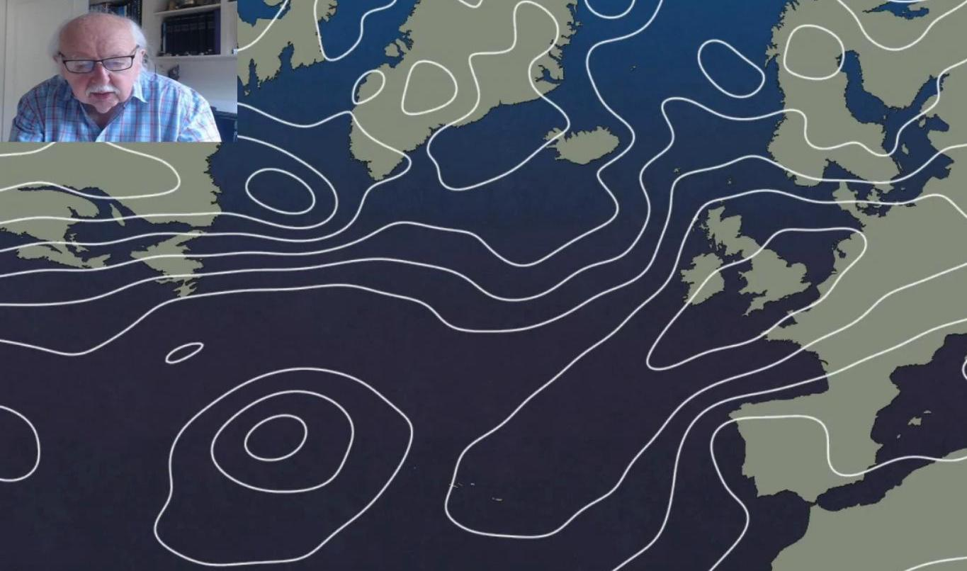 Michael Fish: Fine weekend coming up