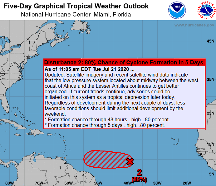 Hurricane risk in the Atlantic and Caribbean Sea