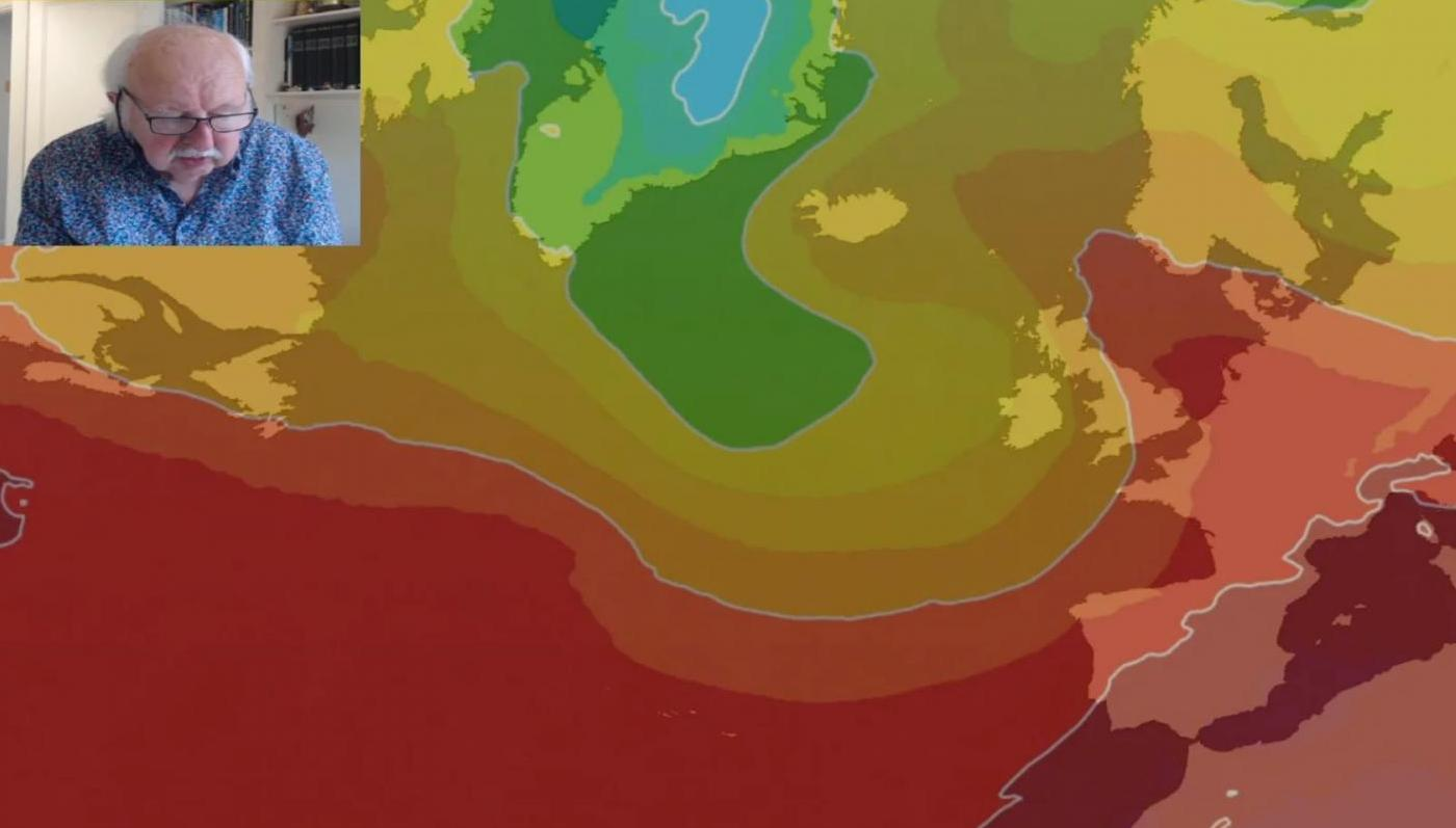 Michael Fish: Cooler and fresher weekend, mixed next week