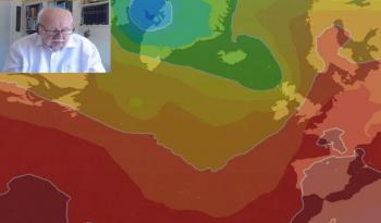 Michael Fish: Heat and Thunderstorms