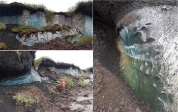 Investigating the eroding Arctic coastline - From Netweather to Tuktoyaktuk