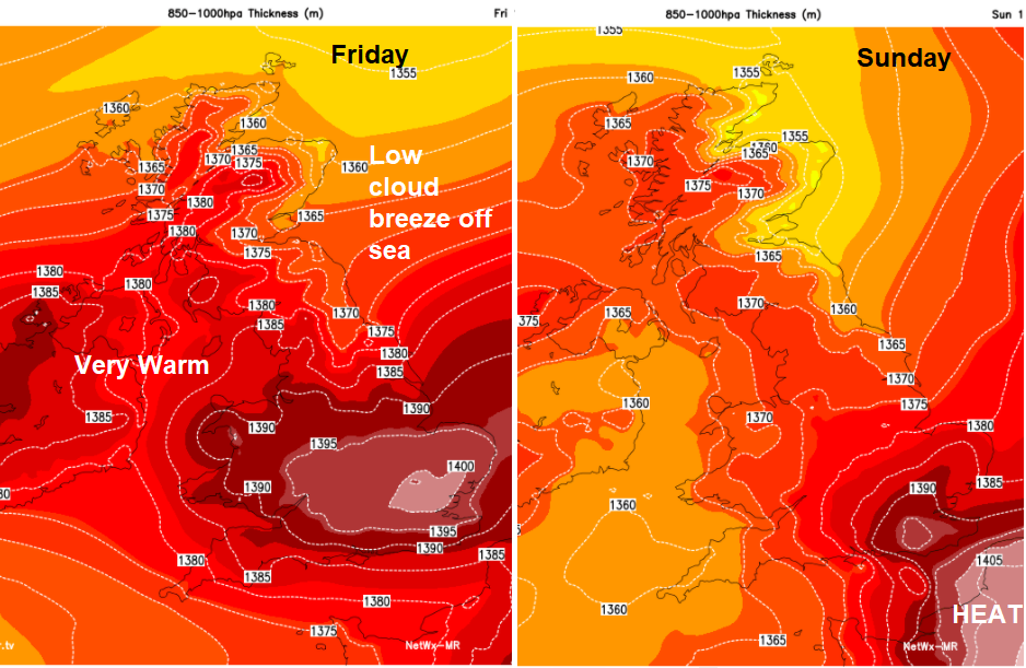 heatwave UK