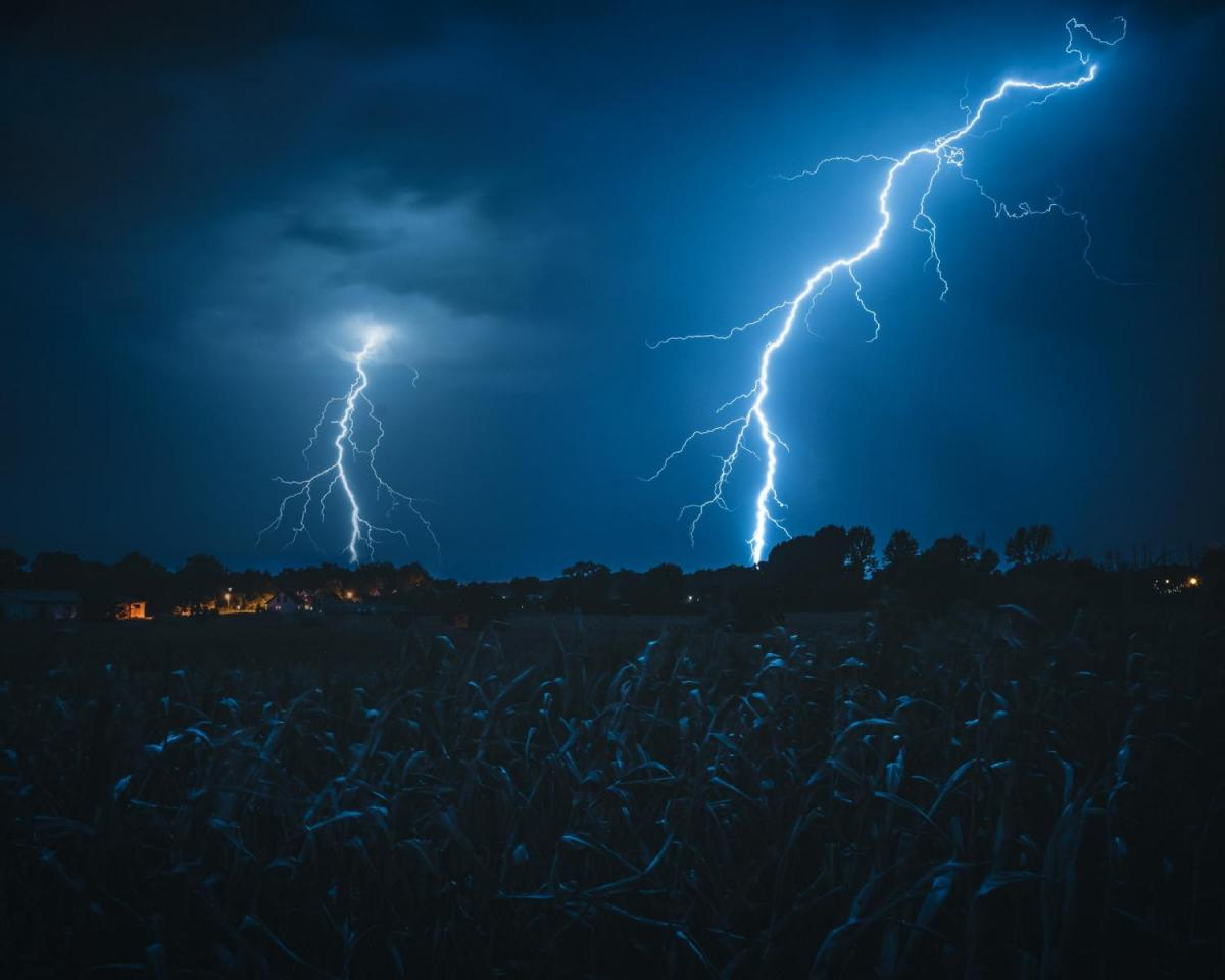Thunderstorm Safety: How to avoid being struck by lightning