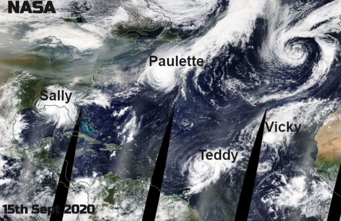 One name left on the Atlantic hurricane list, then what?