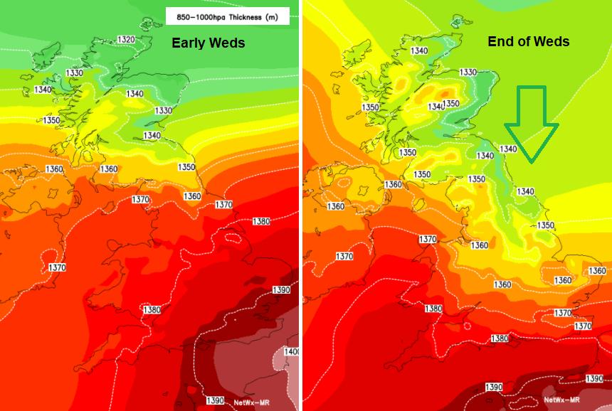 UK heat