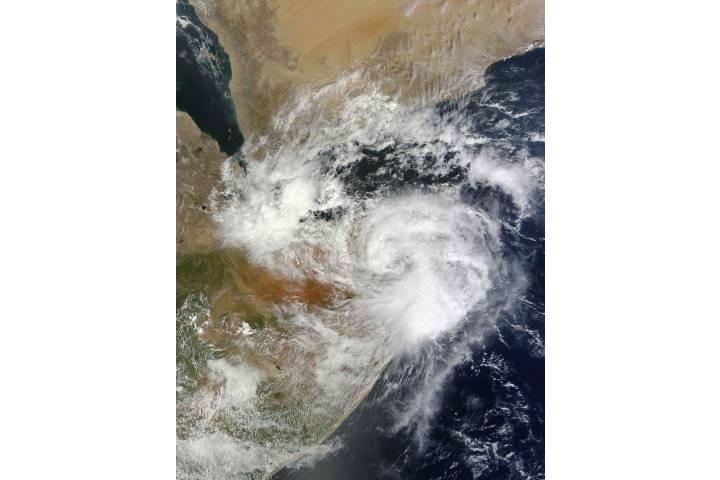 Cyclone 03A Somalia