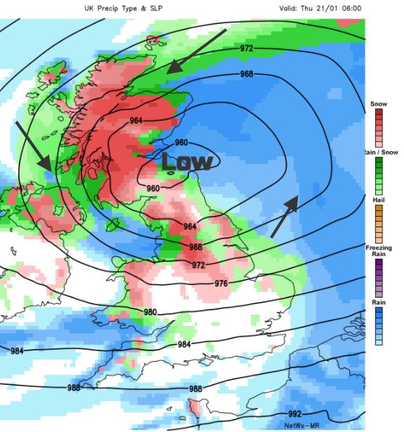 UKsnow storm