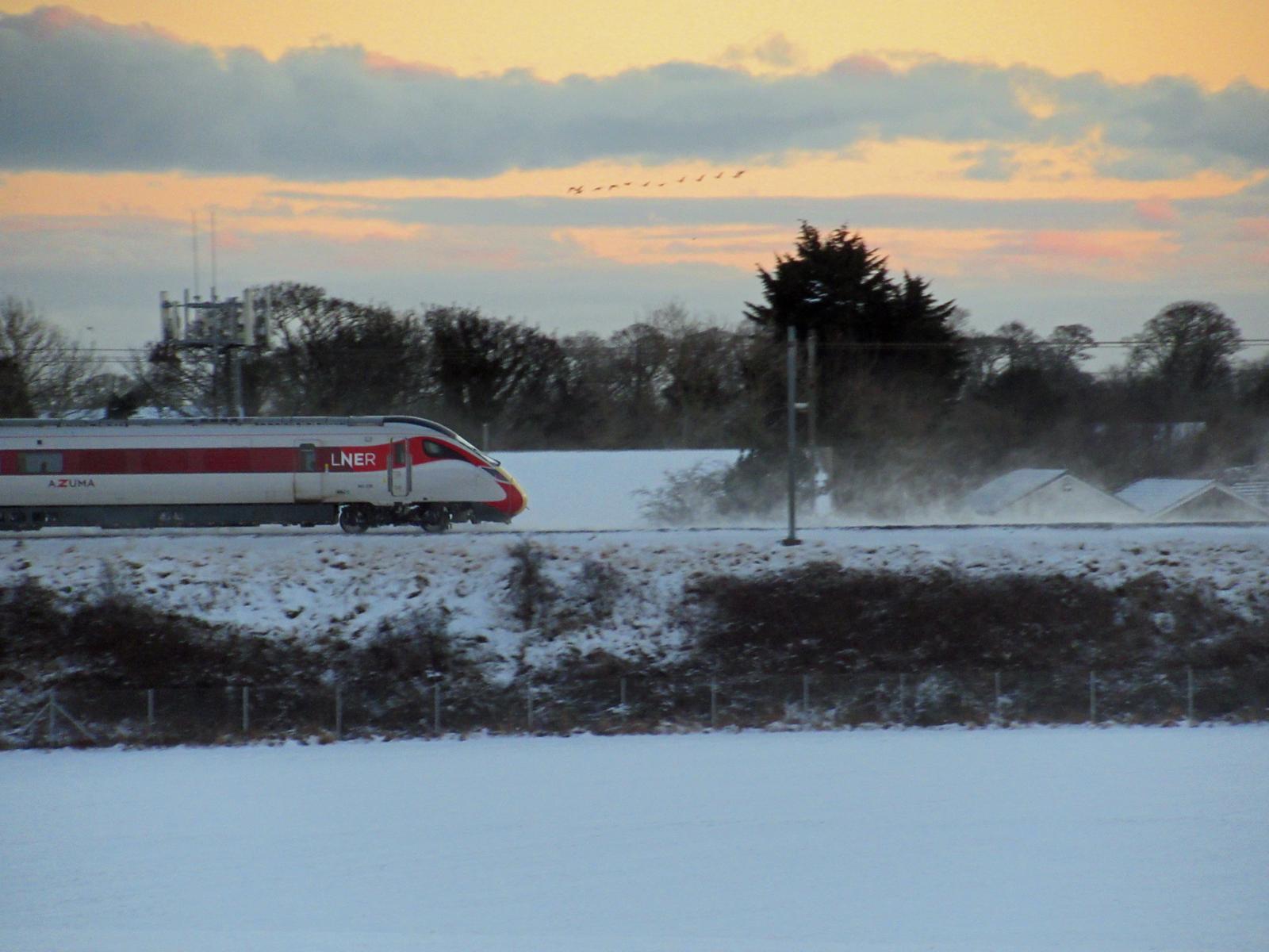 UK snow UK weather travel disruption