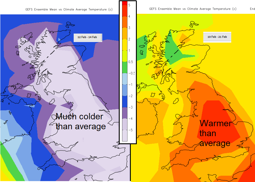 UK mild cold thickness