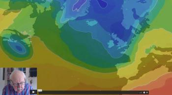 Michael Fish: Another weekend, another bout of Arctic air