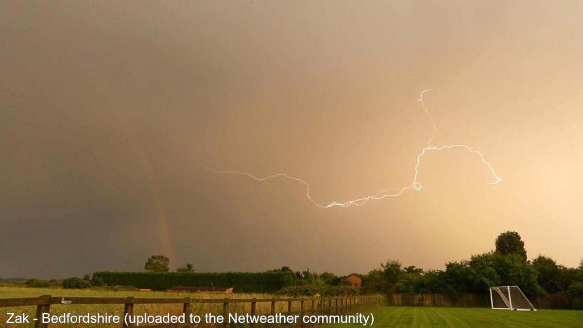 Heatwave Latest: More heat and thunderstorms before a breakdown this weekend