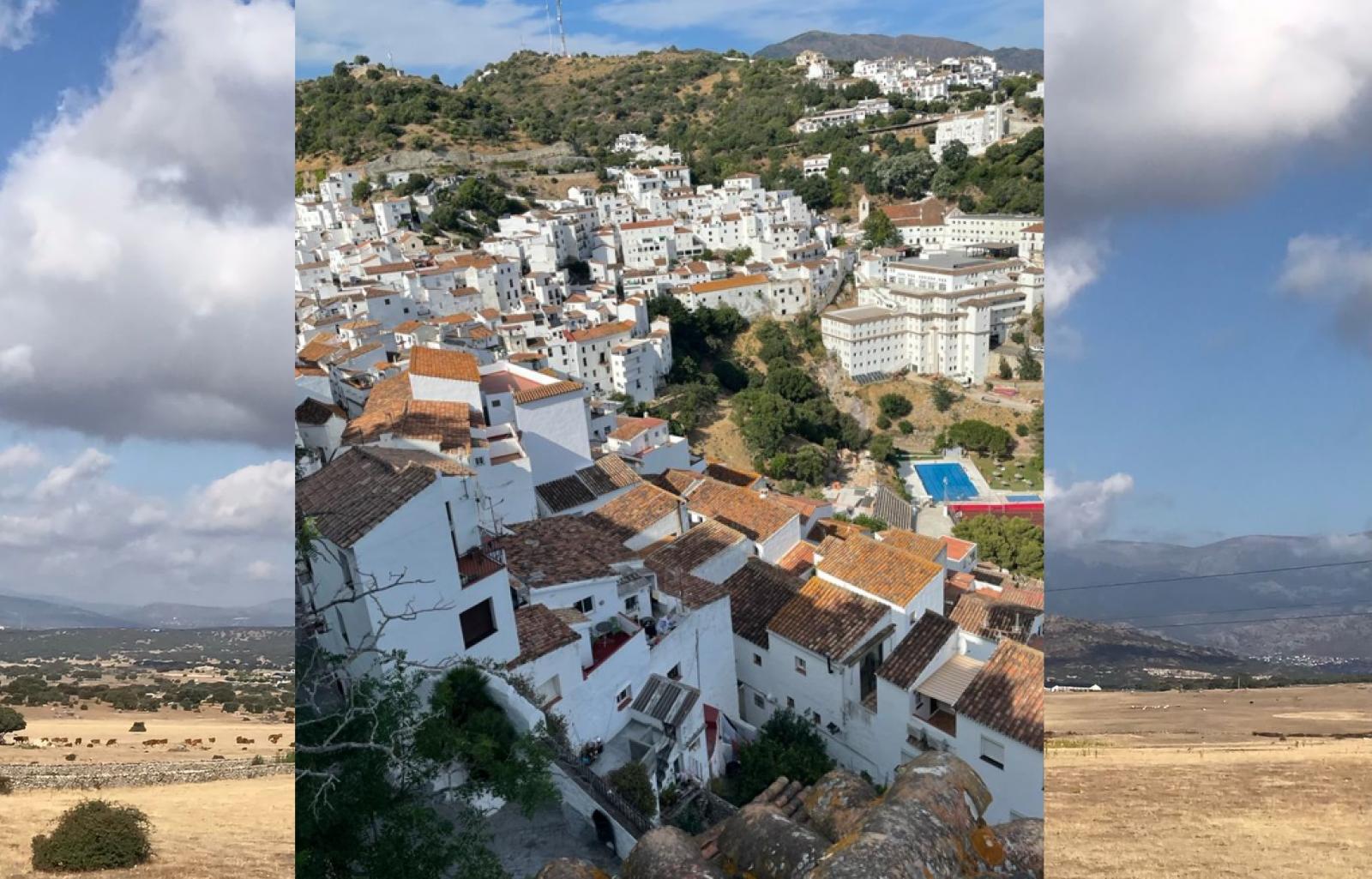 Spain heat in summer
