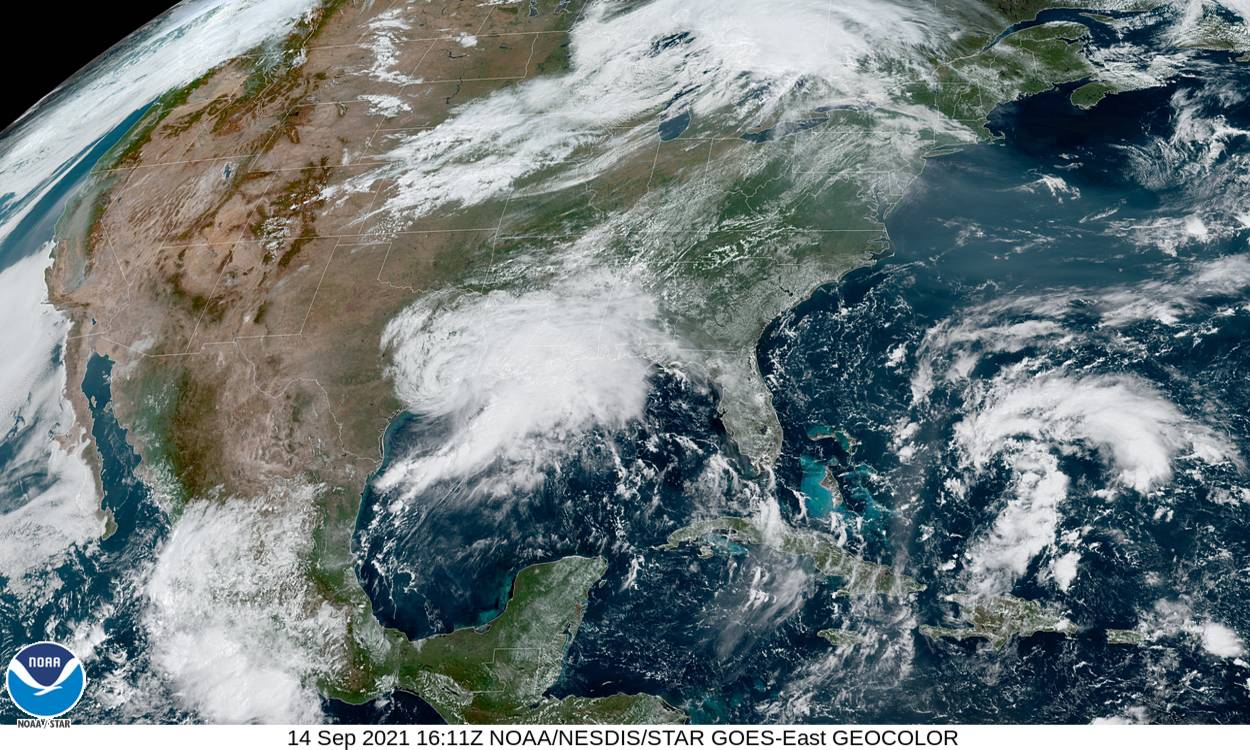 Tropical Storm Nicholas to bring more flooding woes to Louisiana