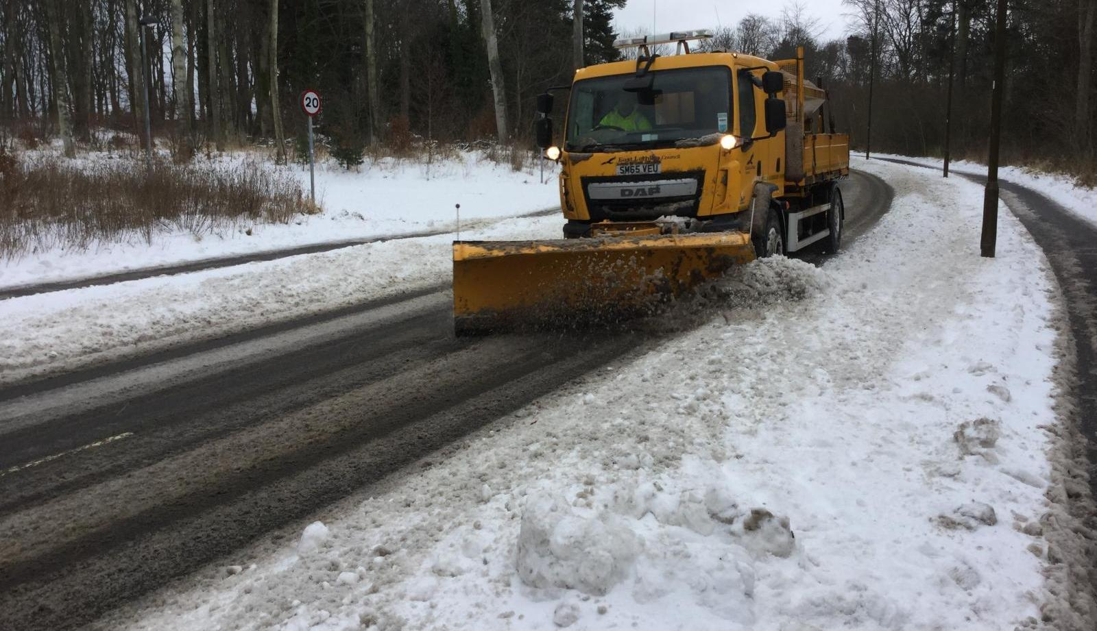 Snow, Rain And Strong Winds To Bring Disruption This Weekend