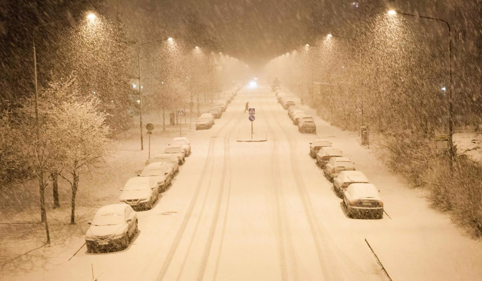 Winter Shocker: We're Apparently In For Another Mega Freeze...