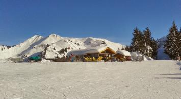 Further Snow for the Alps this week for the higher slopes
