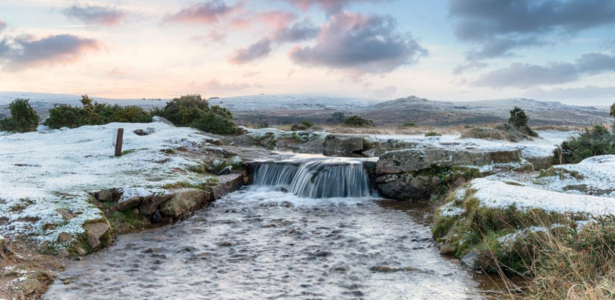 More Wintry Showers But Change Arriving This Weekend