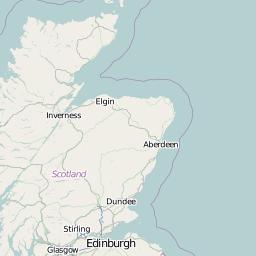 Weather Radar - Live UK Rainfall Radar - 5 Minute Updates